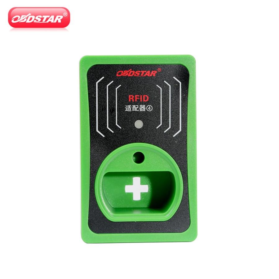 Цена за Obdstar чип читателя ИММО RFID адаптер для VW/Audi/skoda/seat 4 и 5 Gen suitfor ключ Мастер DP/X300 DP/master key/X300 Pro3/X100 Pro