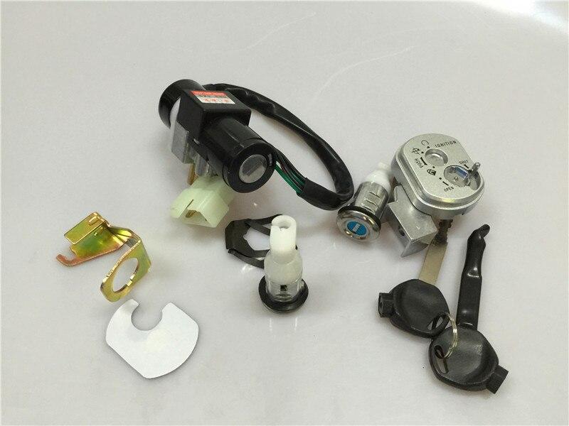STARPAD pour pédale moto accessoires pédale Jiaying électrique serrure de porte assemblage vélo magnétique batterie serrure livraison gratuite
