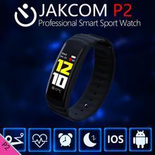 JAKCOM P2 Inteligente Profissional Relógio Do Esporte venda Quente em Pulseiras como xiomi 4x hublo relógio y5 banda inteligente