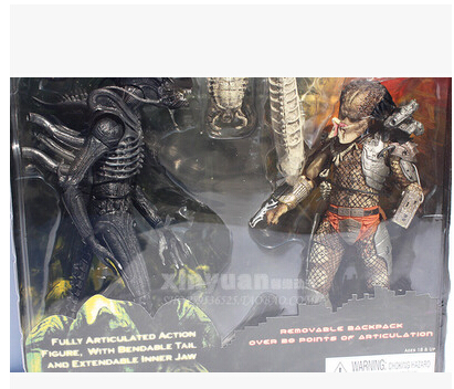 Neca alien vs predator action figure 2 pcs/set & 2 little bug 7 inches with original package cool boy gifts wismec predator 228 with elabo kit predator 228w with 4 9ml e juice capacity 510 thread electronic cigarette vs primo vs rx2 3