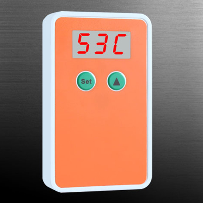 Temperature and humidity font b alarm b font with Relay Output Detector 0 99 degrees Celsius