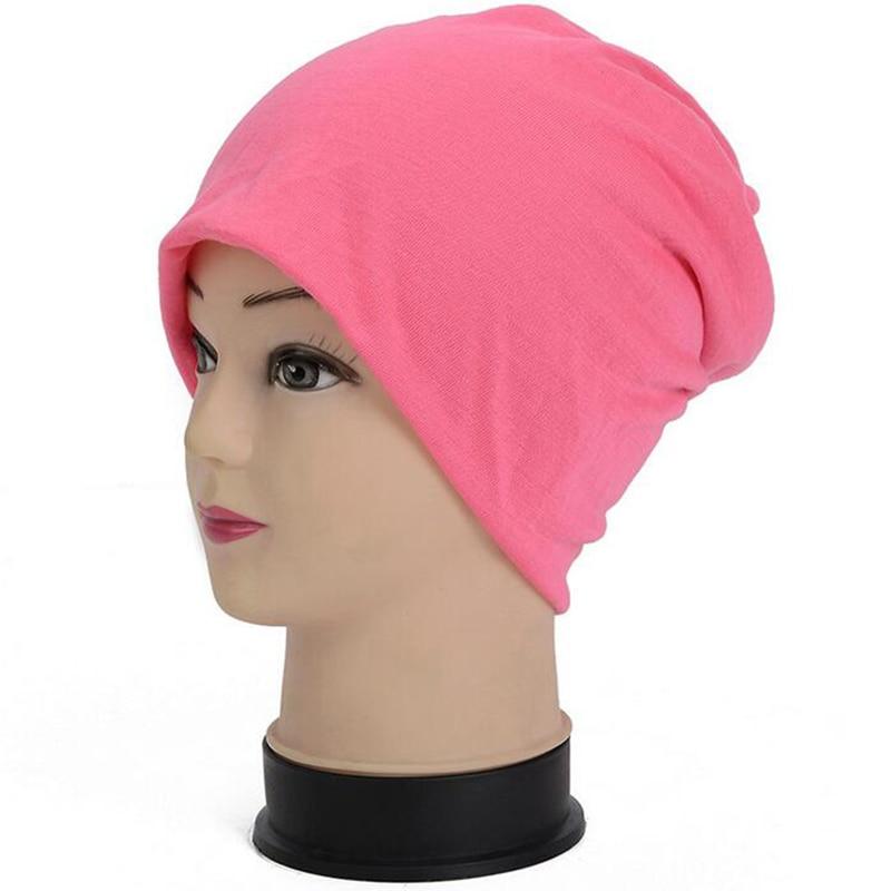 Women's Hat Turban Skully Cap Unisex Cap Thin   Beanie   Hat Female   Skullies     Beanies   Men Letter Hip Hop Bonnet Adjustable Size Hat