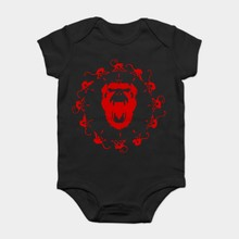 Baby Onesie Baby Bodysuits kid t shirt Fashion Cool Funny Army of the 12 Monkeys Customized Printed 1(China)