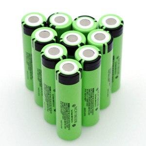 Image 5 - 100 prezzo nuovo originale NCR18650B 3.7v 3400mah 18650 batteria ricaricabile al litio per batterie torcia allingrosso