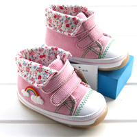 2012 1 3 Years Old Autumn Pink All Match Baby Shoes Rubber Shoes 8877a