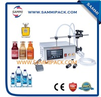 LT 130 Double 3 To 3000ml Double Head Beverage Filling Machine