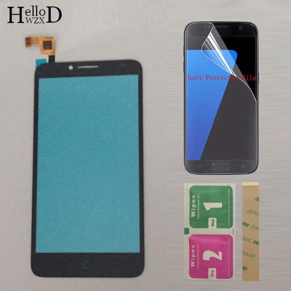 Mobile Touch Screen For Alcatel One POP3 5.5 4G OT5054 5054 5054D Pixi3 5.5 OT5054 Touch Screen TouchScreen Digitizer Panel