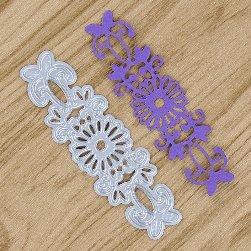 2017 new Die cut Small Flower Metal die cutting dies for DIY Scrapbooking Photo Album Decoretive Embossing Stencial