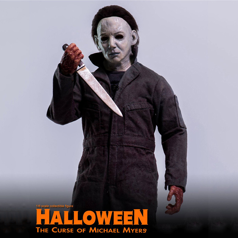 1:6 Scale Curse of Michael Myers Collection Action Figure Doll Model Toys naomi l quenk essentials of myers–briggs type indicator® assessment