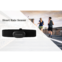 Bluetooth4.0 ANT + Heart Rate Monitor Compatible GARMIN Bryton IGPSPORT Computer Sport Bike Heart Rate Monitor Chest Strap