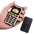 MELROSE C2 bar 1.77 pulgadas CDMA 2000 800 a prueba de choques a prueba de polvo de metal MP3 dashboard Tarjeta Ultrafina De Mini Teléfonos Celulares P415