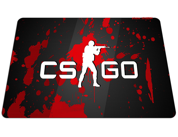 csgo mousepad Domineering gaming mouse pad Professional gamer mouse mat pad game computer desk padmouse keyboard large play mats