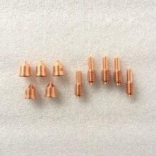 51405.10 51405.12 51405.14 5 + 5 Electrode 52675 fit PTM 120 PTS 120M STM 120 ST 120 IPT 120 พลาสม่าไฟฉาย Non HF