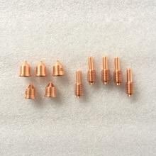 51405.10 51405.12 51405.14 5 Tip + 5 Electrode 52675 fit PTM 120 PTS 120M STM 120 ST 120 IPT 120 Plasma Torch Non HF