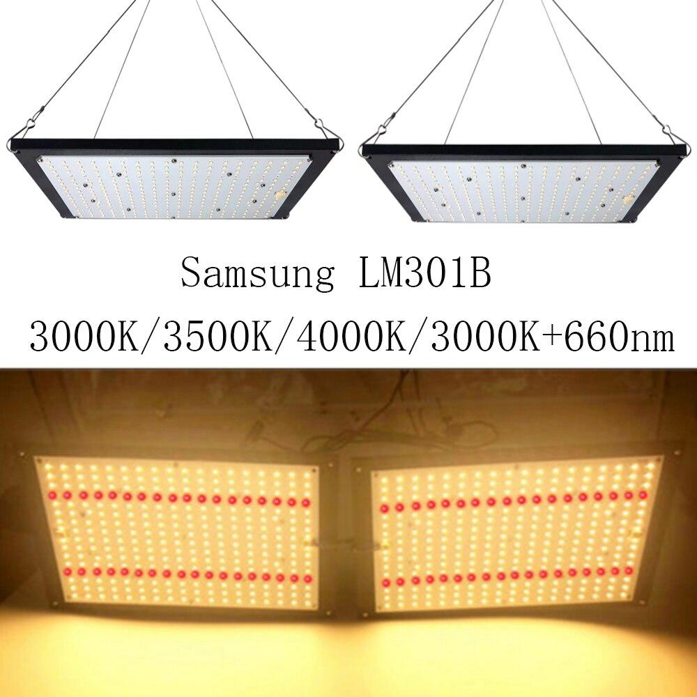 Super Helle 120 W 240 W Led Wachsen Licht Quanten Bord Volle Spektrum Samsung LM301B SK 3000 K 3500 K 4000 K 660nm Meanwell Fahrer DIY