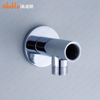 Shower Fitted Seat Assembly Mount Full Copper Pipe Pole Nozzle Assembly Shower Connection