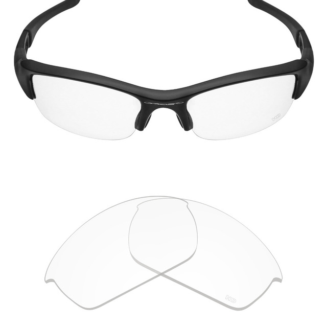 f9bd43b40 Mryok + Resistir Água Do Mar Lentes de Reposição para óculos Oakley Flak  Jacket Sunglasses HD