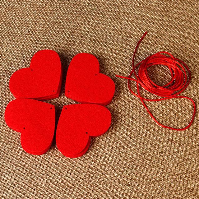 Heart Design Garland