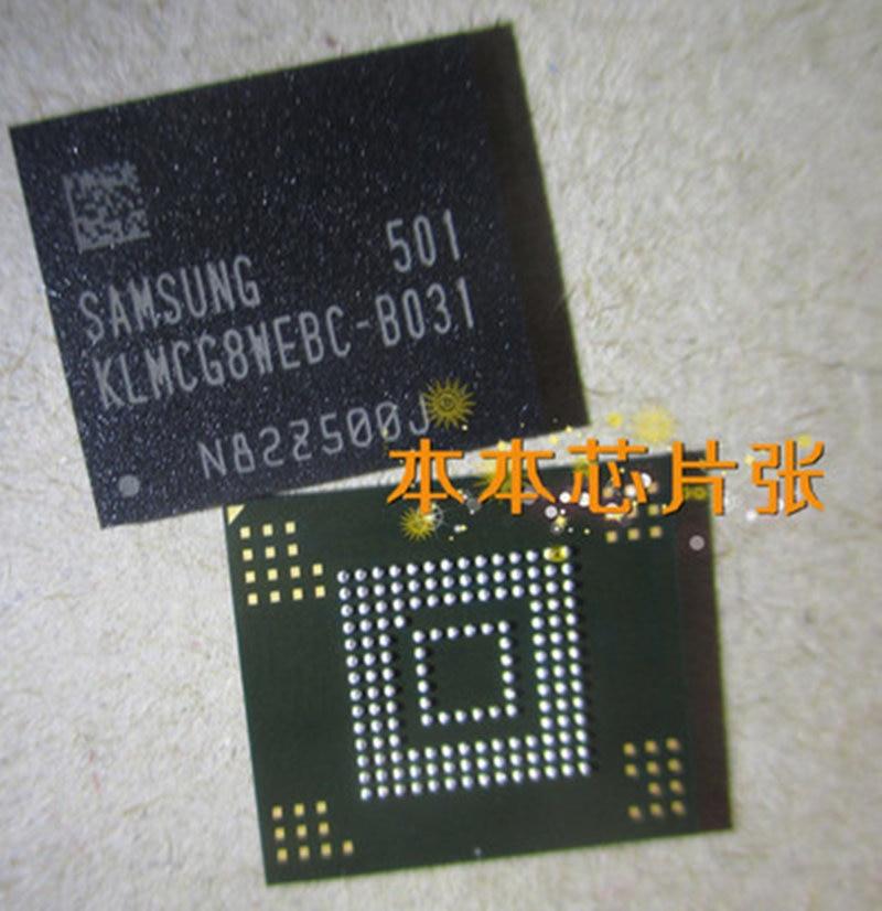 (1PCS) (2PCS) (5PCS) (10PCS) 100% new original   KLMCG8WEBC-B031  BGA  Memory chip    KLMCG8WEBC B031 1pcs 2pcs 5pcs 10pcs 100