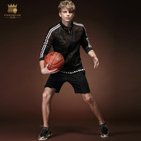 Free Shipping New Fashion Casual Male Men S Spring Summer Athletic Wear Long Sleeved Thin Youth