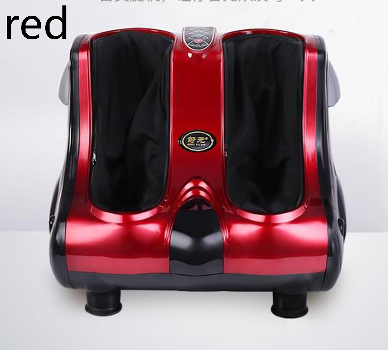 Full air bag wrapped/Soft and comfortable to enjoy/Household multi-function Health and safety Heat the leg machine130905/05 safety and health essentials