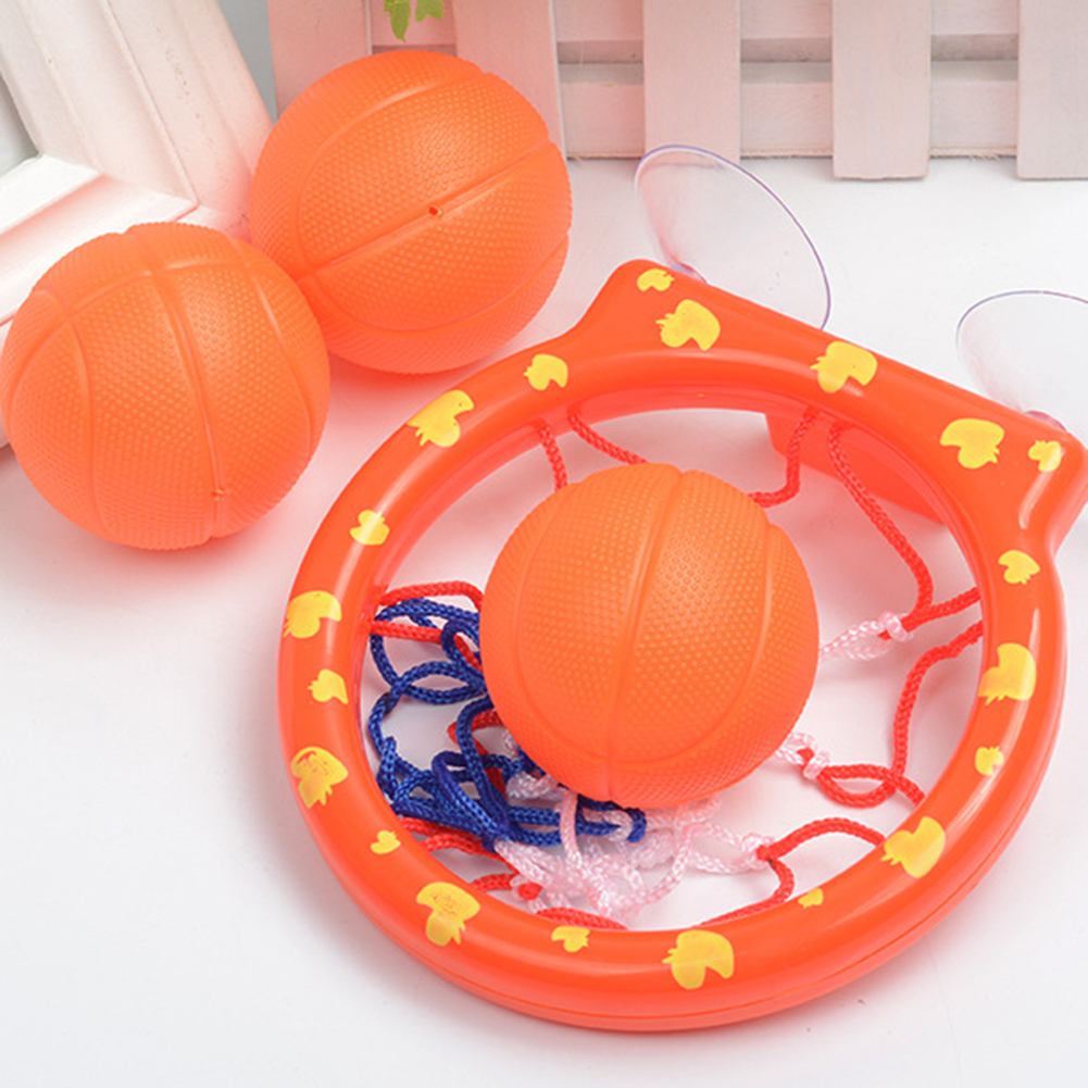 Kids Bathtub Basketball Water Play Set Bath Toys ToddlerKids Bathtub Basketball Water Bath Toy Intellectual Development Play Set
