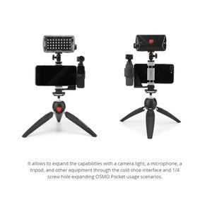 Image 4 - PGYTECH, conjunto de soporte para teléfono móvil, accesorios de soporte, cardán, estabilizador de capó de cámara para DJI Osmo, accesorios de cámara de bolsillo