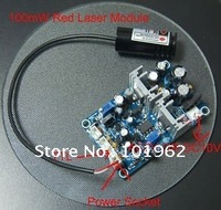 High Quality Red Laser Diode With TT30K 100mW 650nm