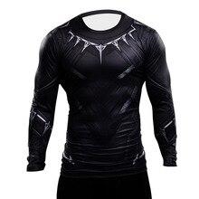 цена на (003) Halloween Cosplay Costume Reverse Flash 3D Printed T-shirts Men Raglan Long Sleeve Compression Shirt Fitness Clothing