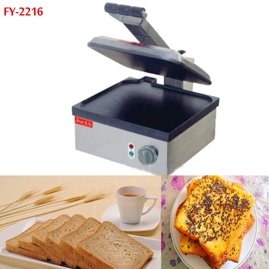 FY-2216 New style Big pan Electric bread toaster Pancake machine the big pancake