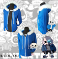 Anime Unisex Japan Sweatshirt Hoodie cosplay Undertale Costume hoody
