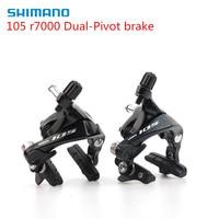 SHIMANO 105 BR R7000 Dual Pivot Brake Caliper R7000 Road Bicycles Brake Caliper Front & Rear upgrade from 5800