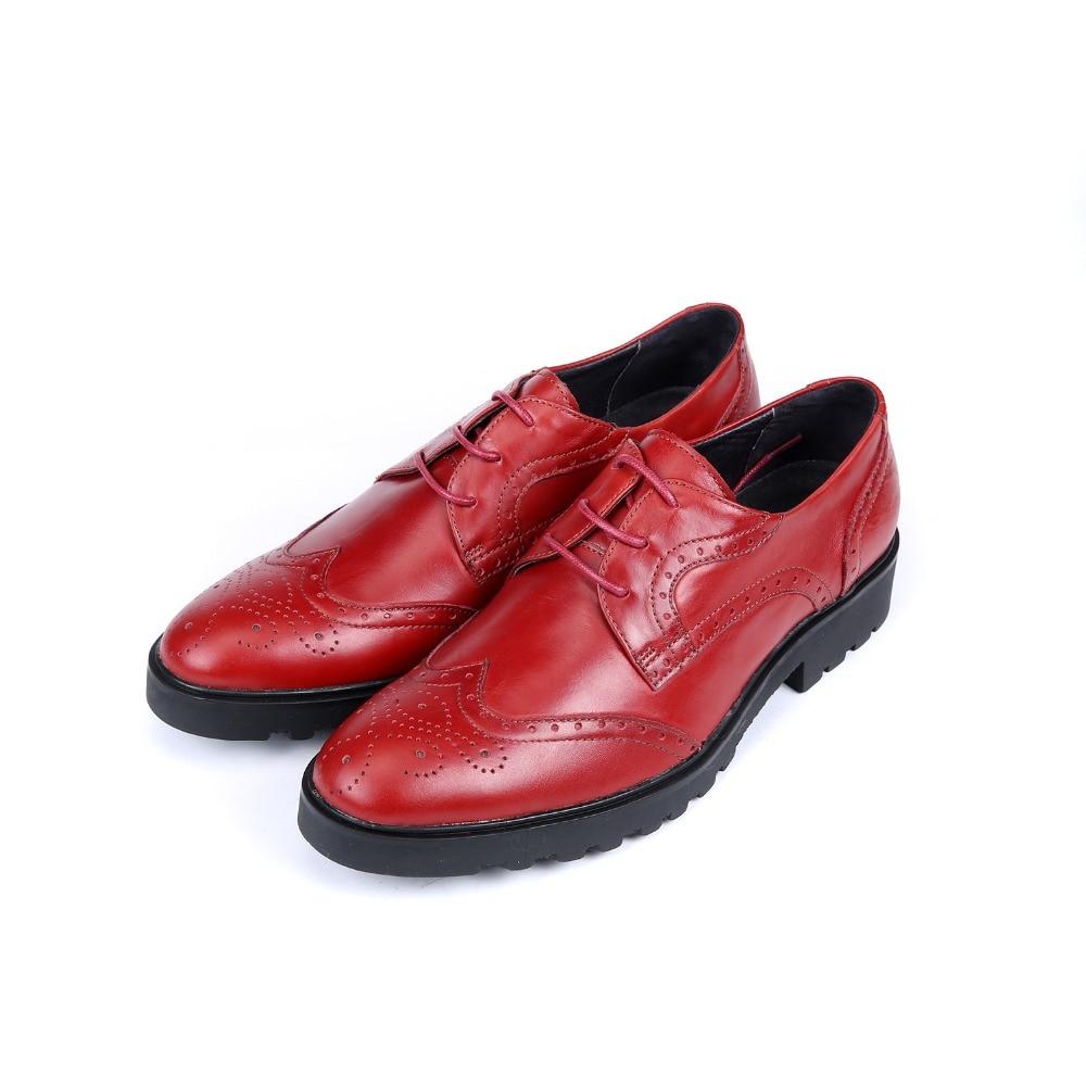 Popular Red Dress Shoes Men-Buy Cheap Red Dress Shoes Men lots ...