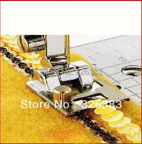 1 piece Original quality Domestic Sewing Machine presser foot NO 9901 for Singer Brother Janome Toyota in Sewing Tools Accessory from Home Garden