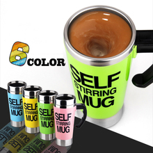 Automatic Mug One-Button Electric Stirring Cup Coffee Milk Lazy Person Special Stainless Steel Juice