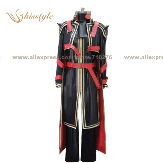 Kisstyle Fashion Final Fantasy Type-0 Kurasame Susaya Uniform COS Clothing Cosplay  Costume,Customized
