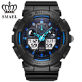 SMAEL Brand Watch Men Sport LED Digital Clock Male Wristwath Mens watch top brand luxury Relogios Masculino Montre Homme WS1027