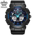 Smael wristwath relógio marca homens esporte digital led relógio masculino mens watch top marca de luxo relogios masculino montre homme ws1027