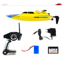 New Fashion WL911 RC Boat 4CH 2.4G 24km/h Racing RTF Waterproof Remote Outdoor Toys High Quality