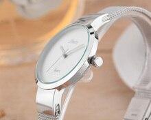 MISSFOX Simple Watch Women Stainless Steel Minimalist Dw Watch D.w Super Slim Xcfs Fashion Casual Ladies Watch For Female Clock