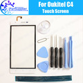 Oukitel C4 Touch Screen Digitizer 100% Guarantee Original Digitizer Glass Panel Touch Replacement For Oukitel C4 + Tools