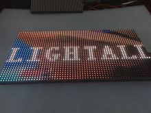 Уличный светодиодный модуль p10 320*160 мм 32*16 пикселей 3