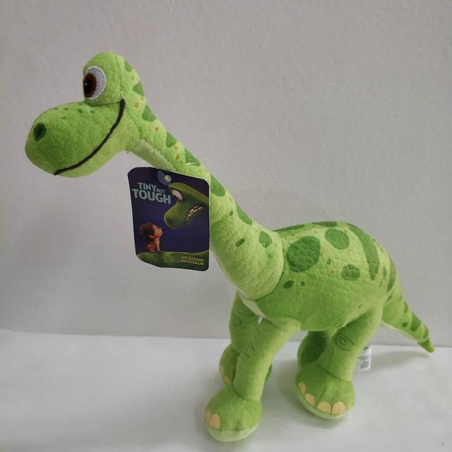 Original The Good Dinosaur plush toys 20cm Spot Boy and 30cm Dinosaur Arlo stuffed Soft Doll for Children Birthday Gift