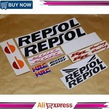 Мотоцикл CBR 600 RR гоночный Обтекатель тела Стикеры аксессуар для Honda CBR600RR 2003 2004 2005 2006 Repsol декоративные наклейки