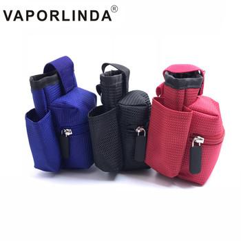 Akcesoria do elektronicznego papierosa Vape Case Pbag wielofunkcyjne kieszonkowe narzędzie do majsterkowania torba na E butelka do napojów E zestaw do papierosów parowniki tanie i dobre opinie VAPORLINDA Dekoracyjne Ochrony Band Okładki Torba Pbag Carry Case Vapor Tool Kit Bag