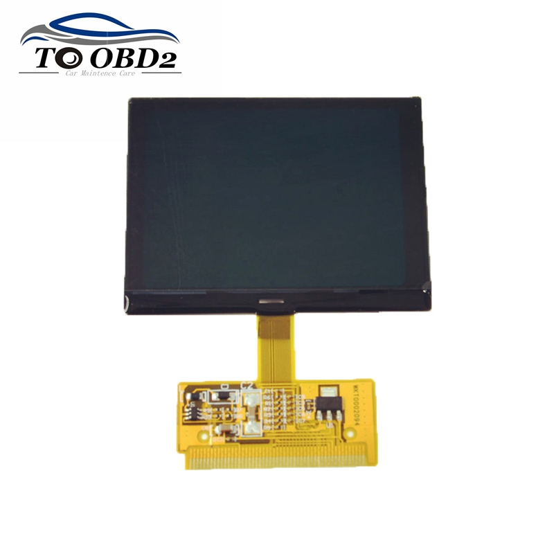 New For AUDI A3 A4 A6 VDO LCD Display For Volkswagen Golf Volkswagen Passat Seat VDO LCD Display High Quality Screen Display