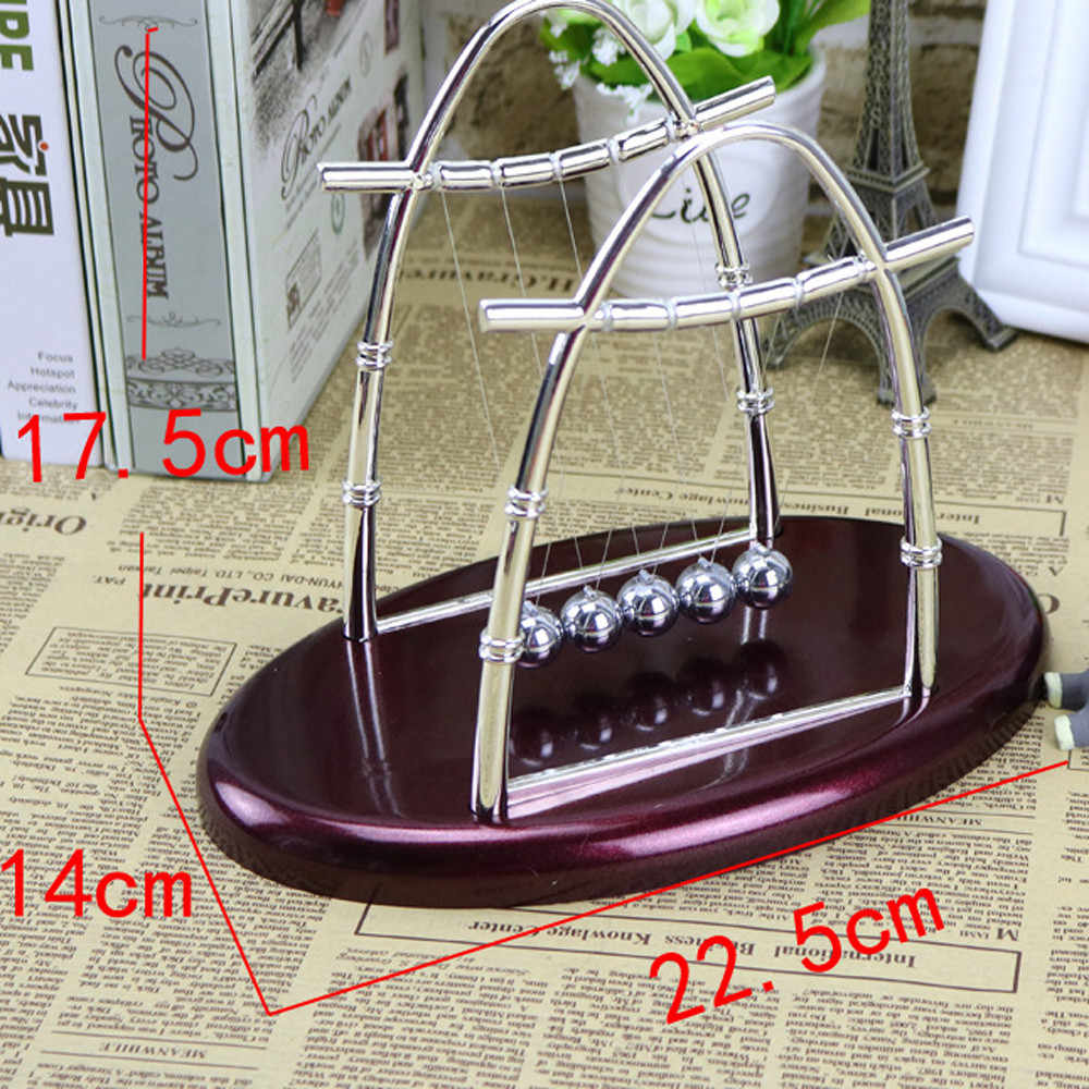 Stress And Ld Puzzle >> Detail Feedback Questions About Arc Shaped Newton S Cradle Balance