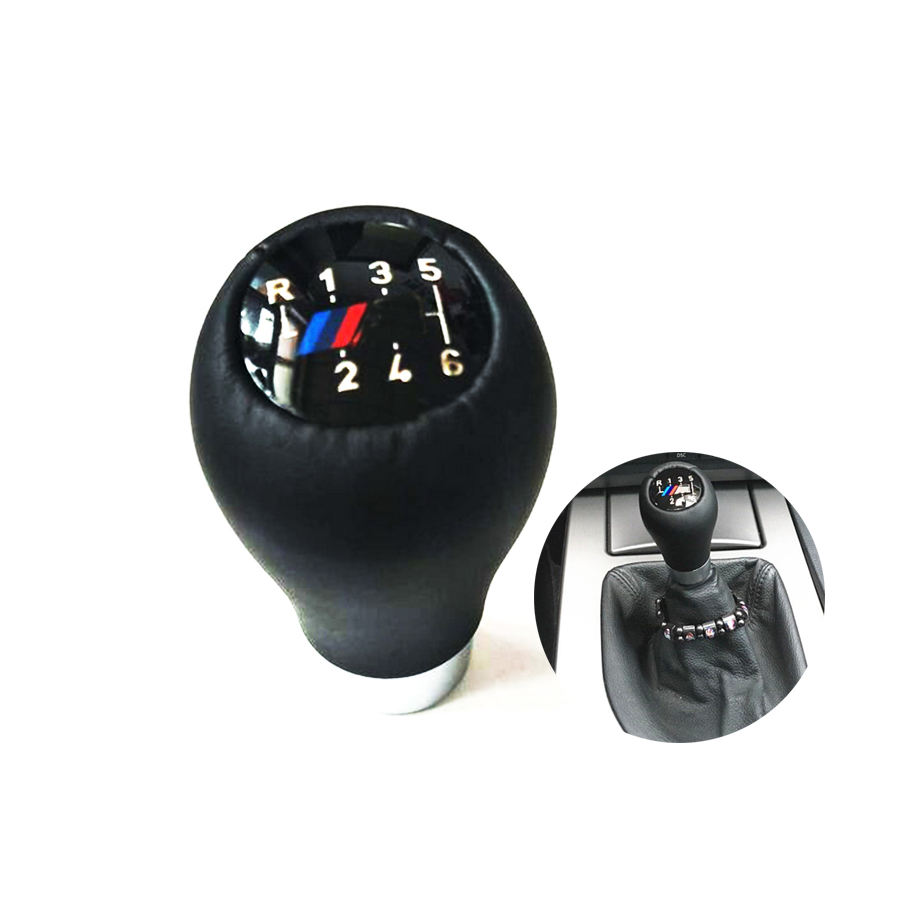 FOR BMW standard 6 Speed car gear shift handball lever ball head