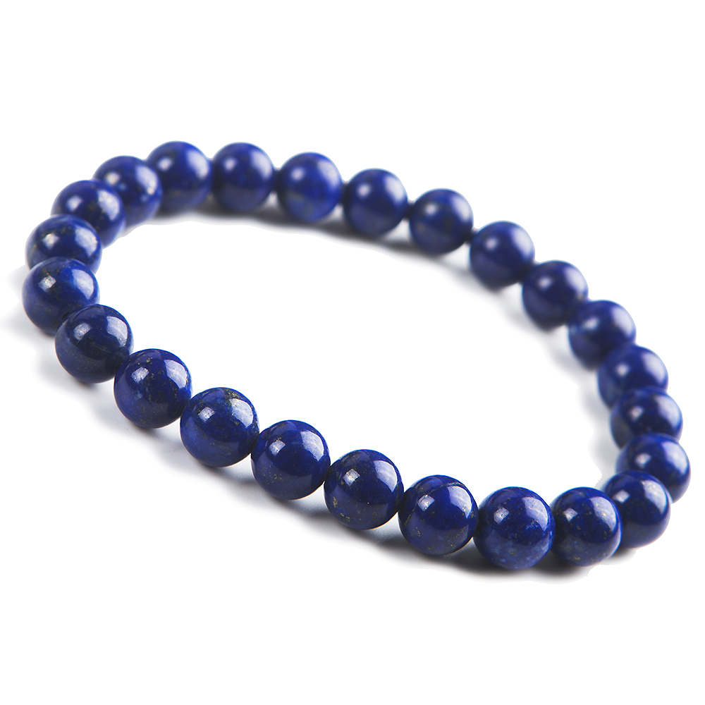 8mm Genuine Natural Lapis Lazuli Gemstone Round Beads Bracelet Stretch Beads Woman Femme Fashion Crystal AAAAA8mm Genuine Natural Lapis Lazuli Gemstone Round Beads Bracelet Stretch Beads Woman Femme Fashion Crystal AAAAA