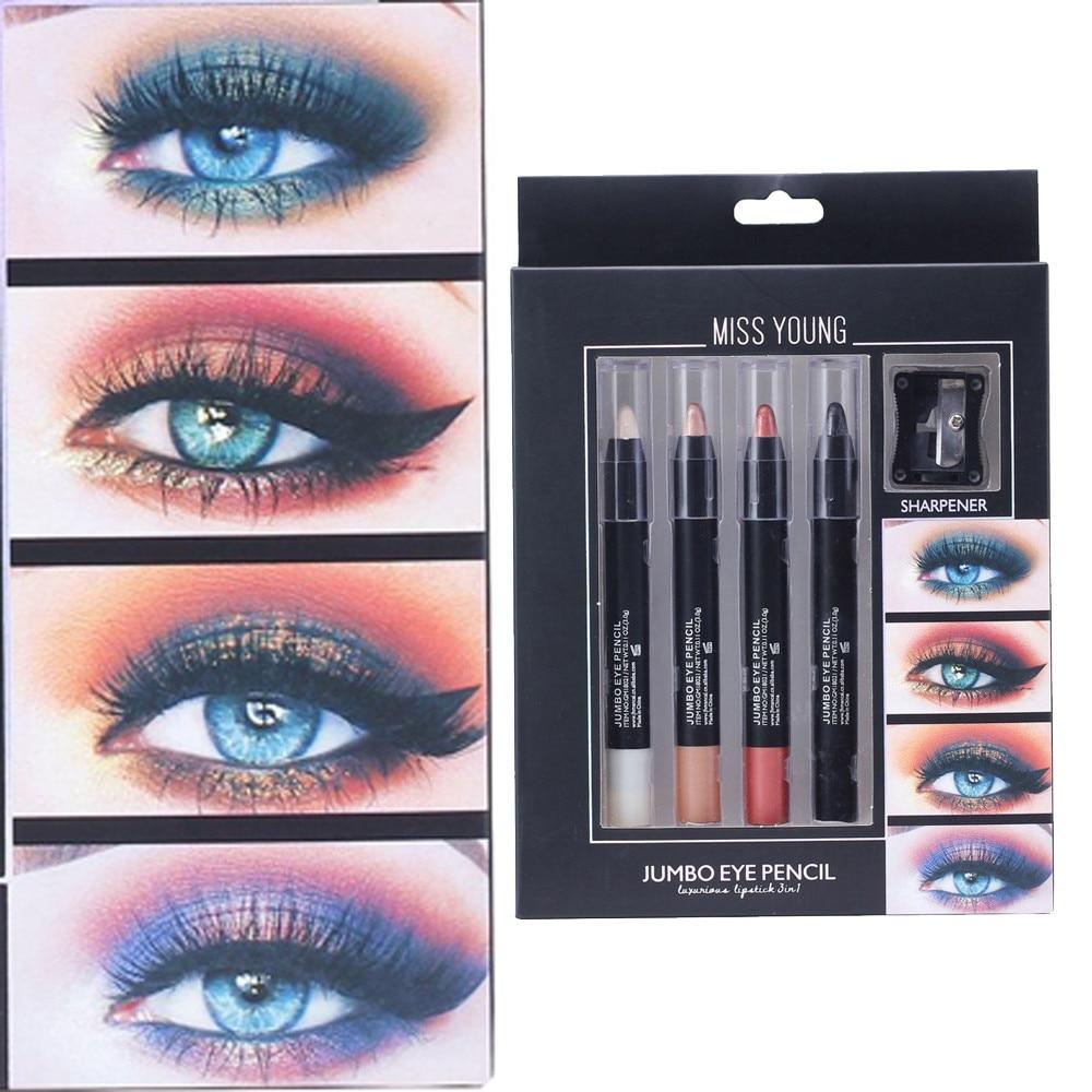 Maquiagem Dnm 12 Pearlescent Small Eyeshadow Pen Combination Box 3d Metallic Make Up Eyeshadow Pen Paleta De Sombra #61920 Beauty & Health